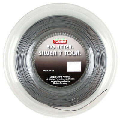 Tourna Big Hitter Silver 7 Tour 220m